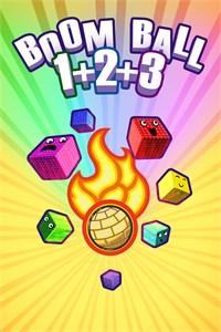 Carátula del juego Boom Ball 1+2+3 Bundle