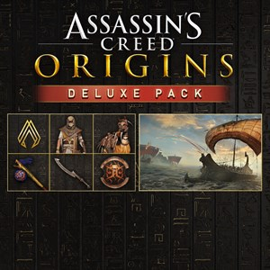 Assassin's Creed® Origins - Deluxe Pack Xbox One