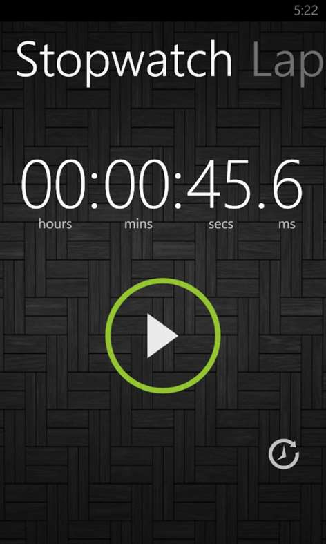 Stopwatch Timer Screenshots 1
