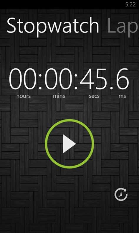 Stopwatch Timer Screenshots 1