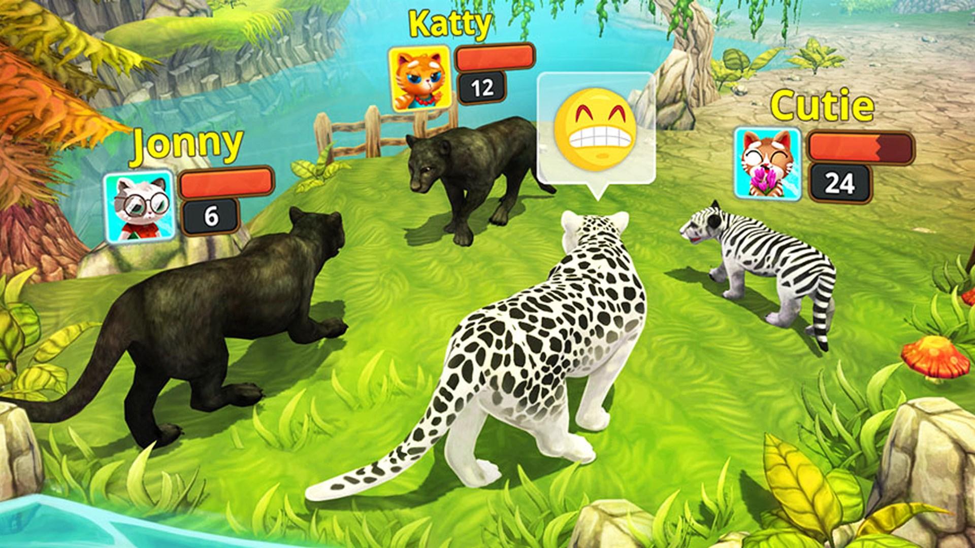 Get Puma Family Sim Online - Microsoft Store