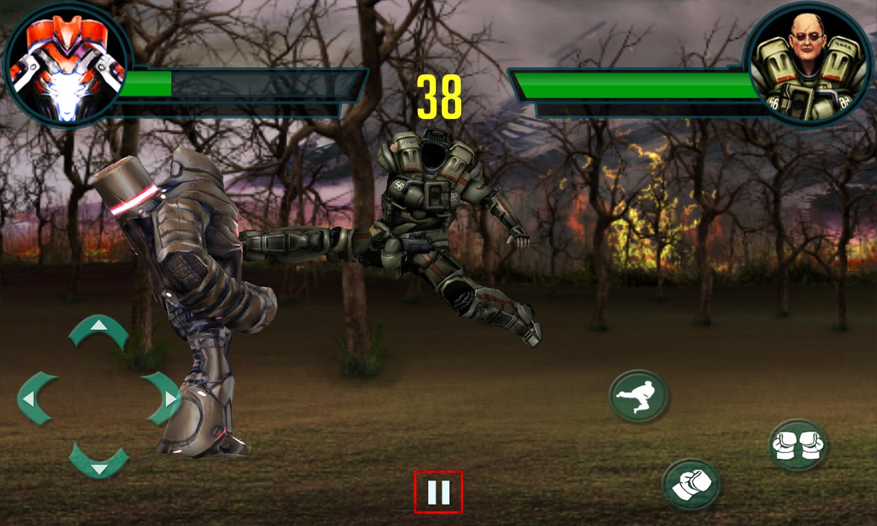 Real Steel Robot Boxing