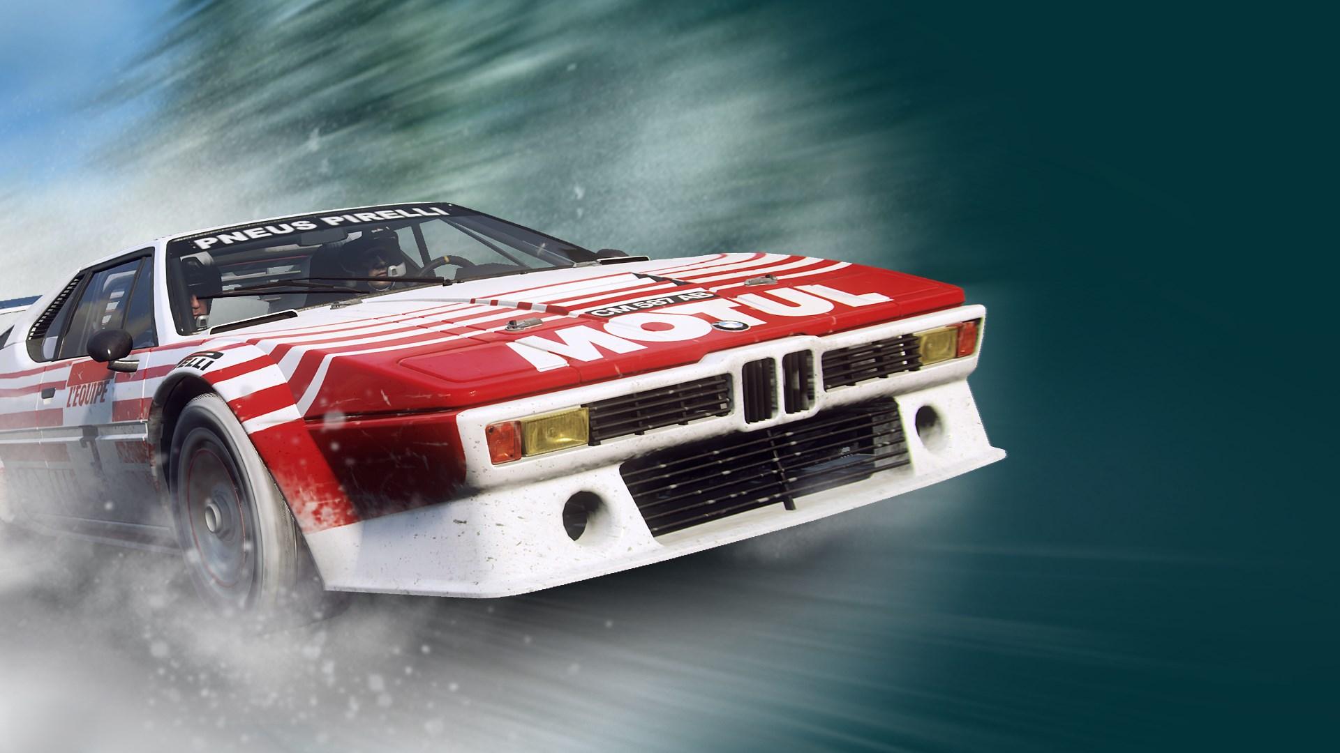 WS - BMW M1 Procar Rally
