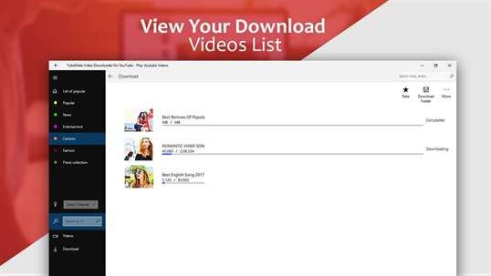 VidMate - Fast Video Downloader screenshot 5