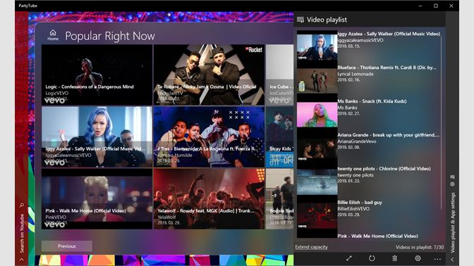 Get PartyTube - Microsoft Store