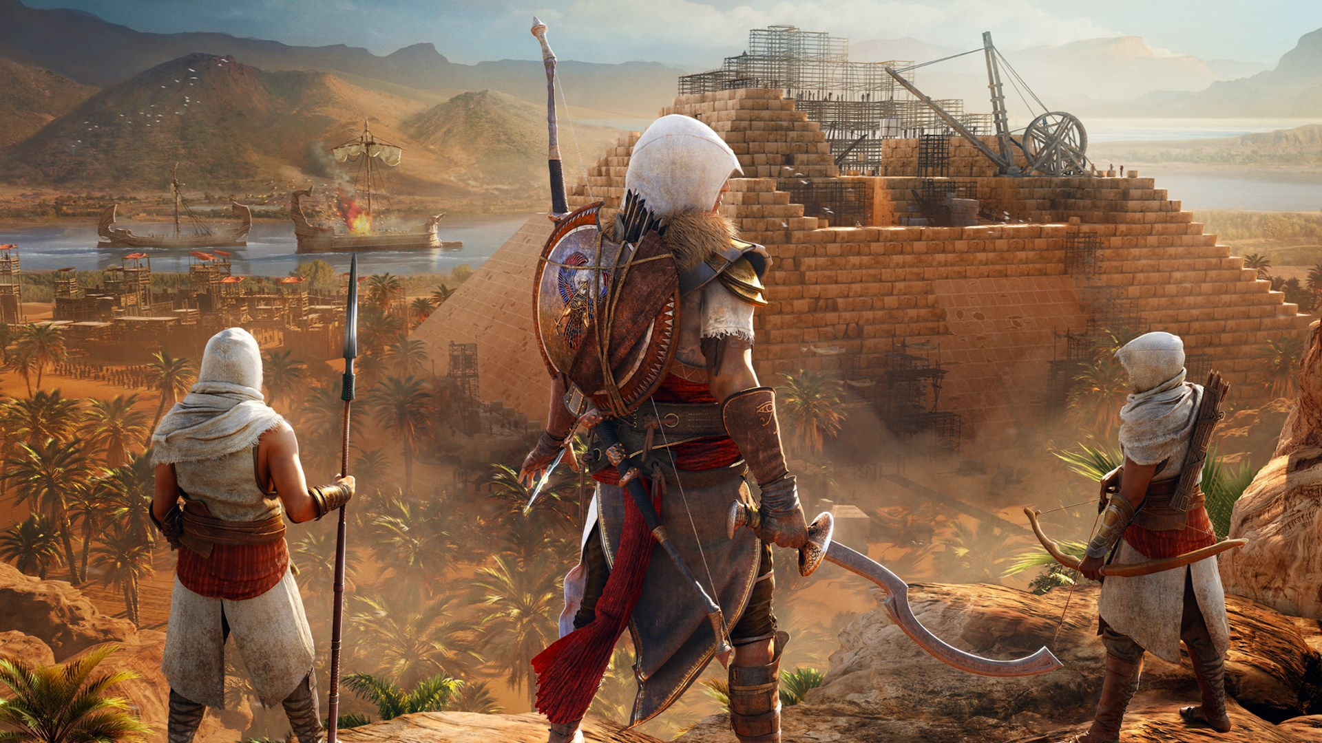 Buy Assassin S Creed Origins The Hidden Ones Microsoft Store En In