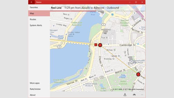 Get Boston Bus & Rail - Microsoft Store