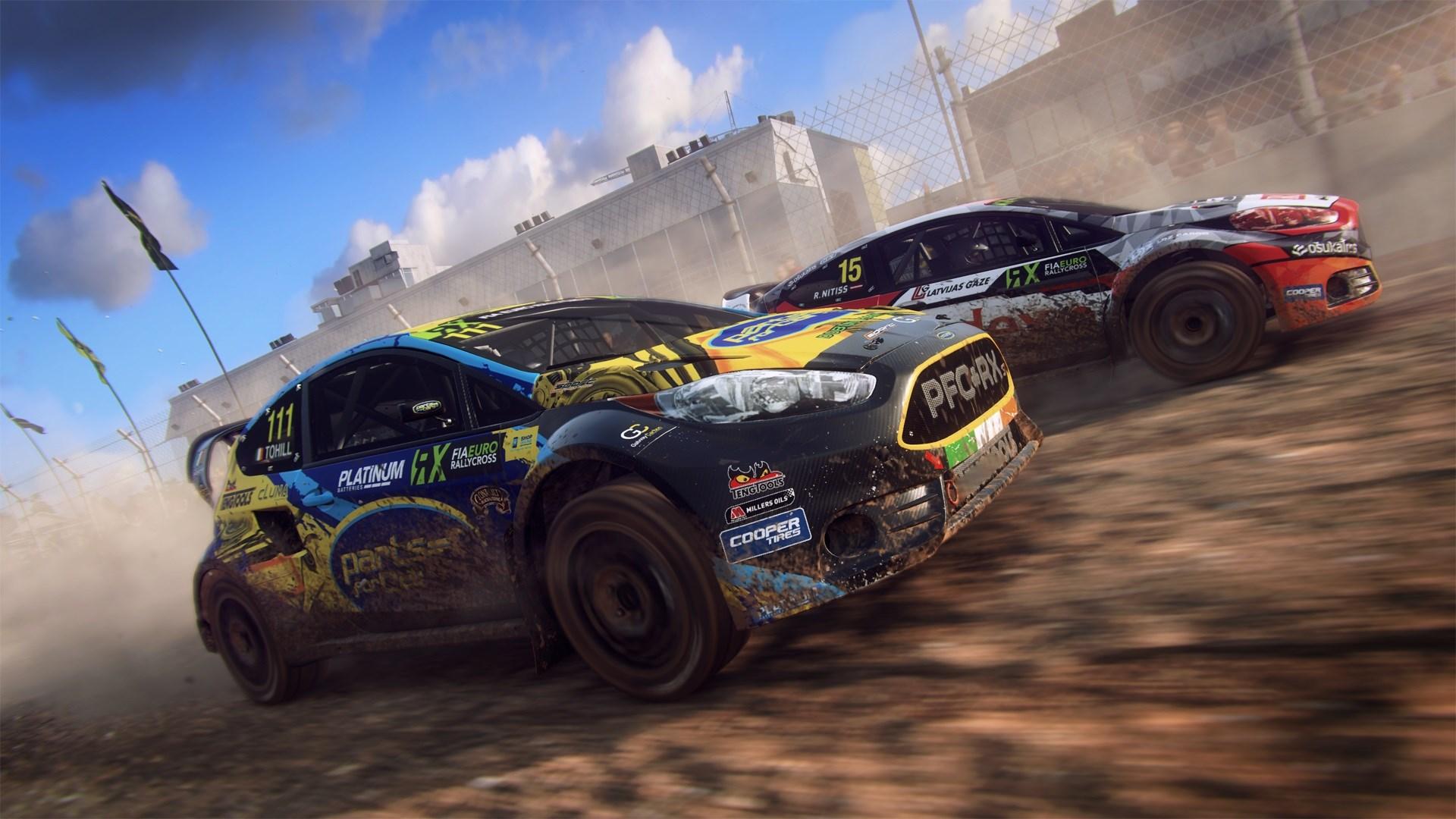 Скриншот №8 к DiRT Rally 2.0 Windows