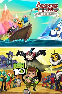 Ben 10 and Adventure Time: Pirates of the Enchiridion Bundle