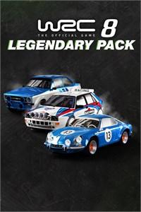 WRC8 Legendary Pack