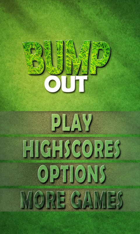 Bump Out