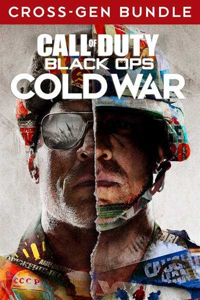Call of Duty®: Black Ops Cold War - Gene Cross Bundle