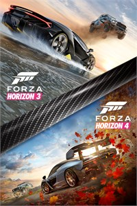 Forza Horizon 4 and Forza Horizon 3 Bundle