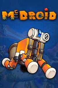 Carátula del juego McDROID