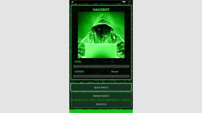 Get HackBot - Microsoft Store