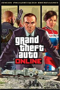 GTA Online: Zestaw początkującego kryminalisty