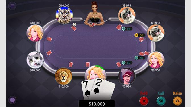 Get Lucky Poker Texas Holdem Microsoft Store