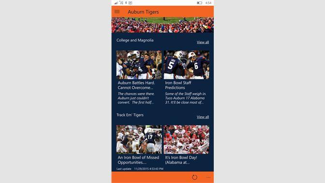 Buy Auburn Tigers - Microsoft Store