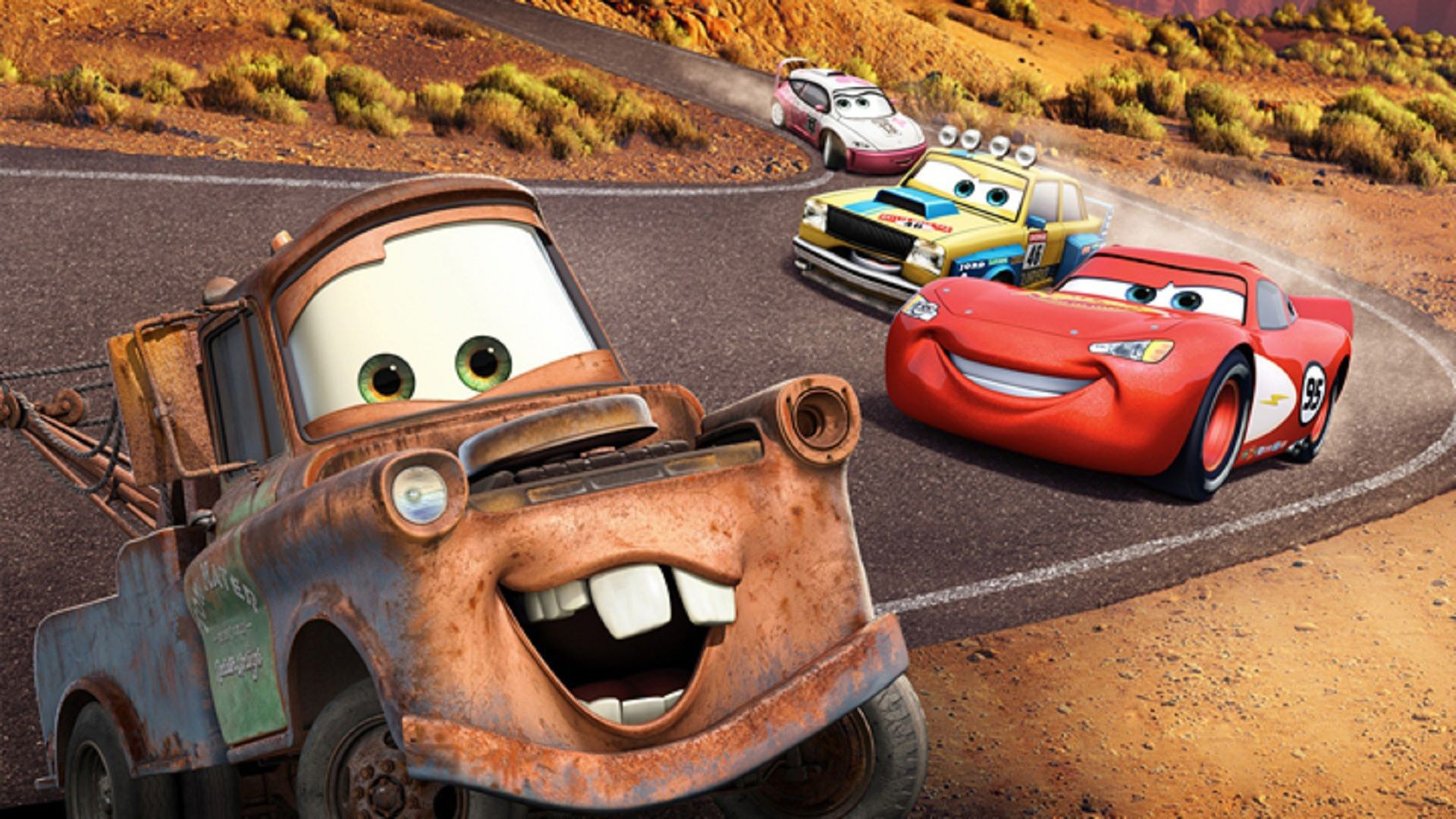 Buy Cars Mater National Microsoft Store