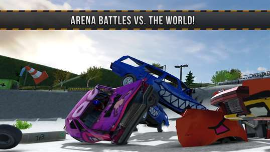 Demolition Derby Multiplayer screenshot 5
