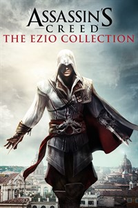 Carátula del juego Assassin's Creed The Ezio Collection