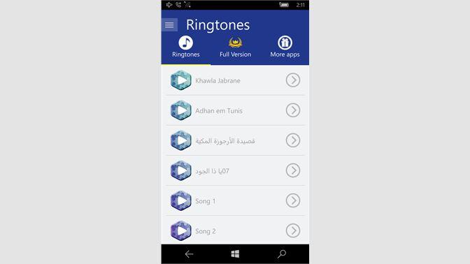 download ringtones arabic
