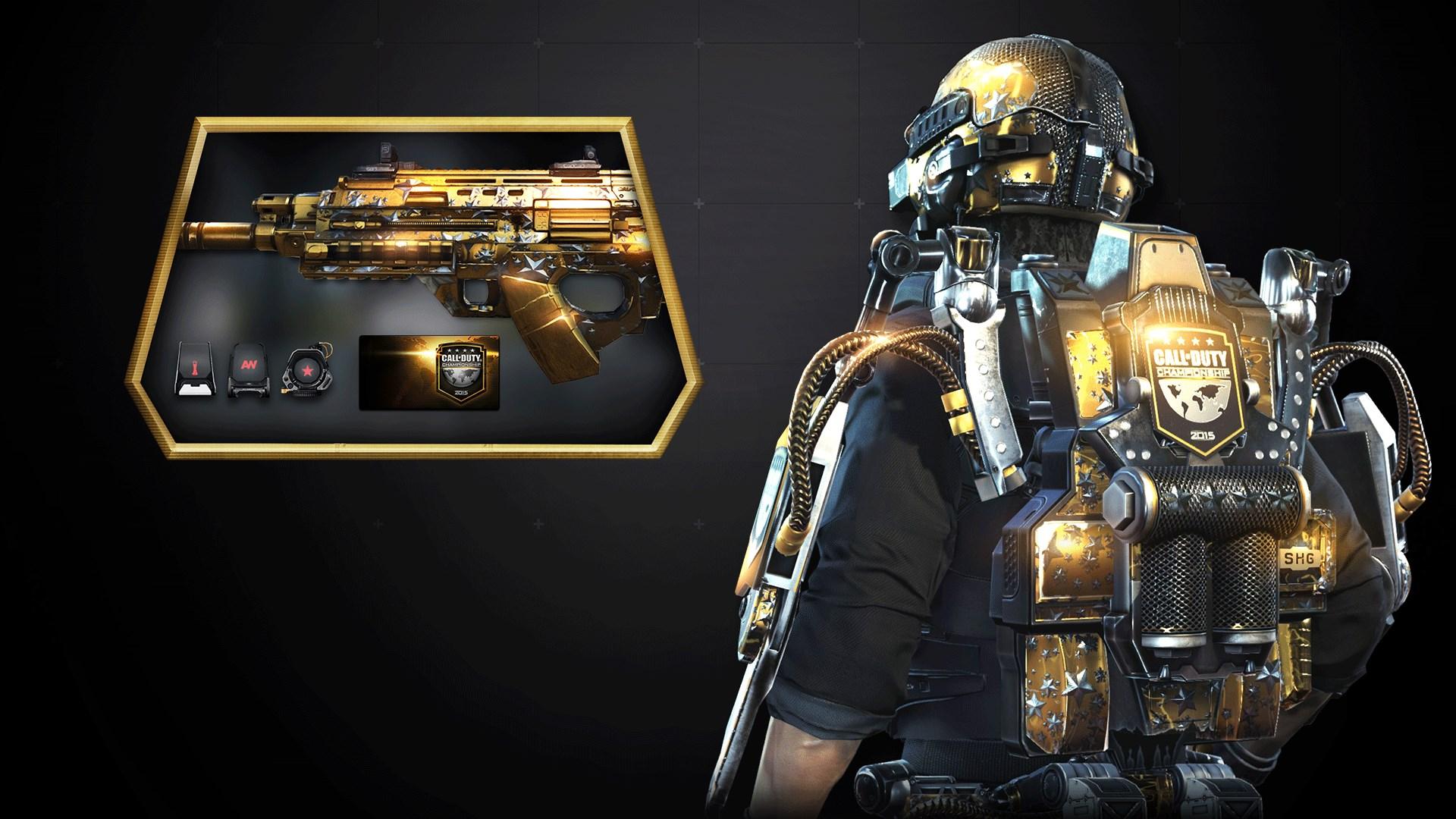 Championship Premium Personalization Pack