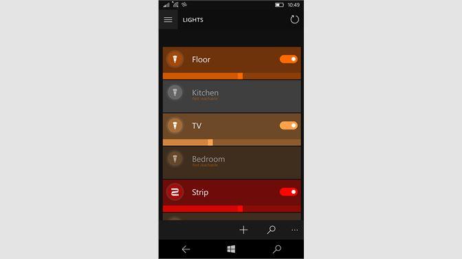 Get Huetro for Hue - Microsoft Store