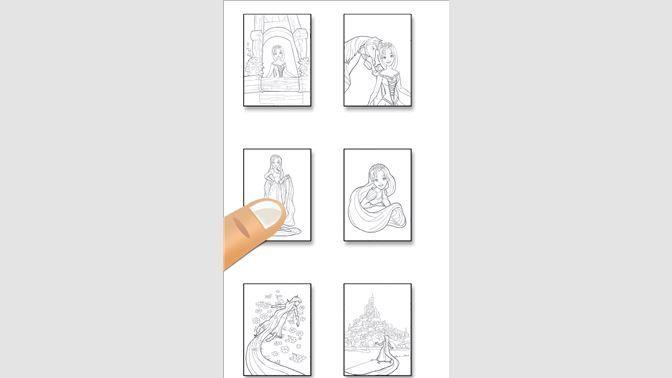 Dapatkan Paint Rapunzel Microsoft Store Id Id