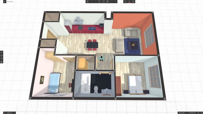 Get 4plan Home Design Planner Microsoft Store