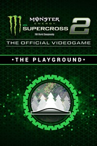 Monster Energy Supercross 2 - The Playground