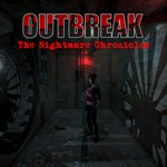 Outbreak: The Nightmare Chronicles Logo