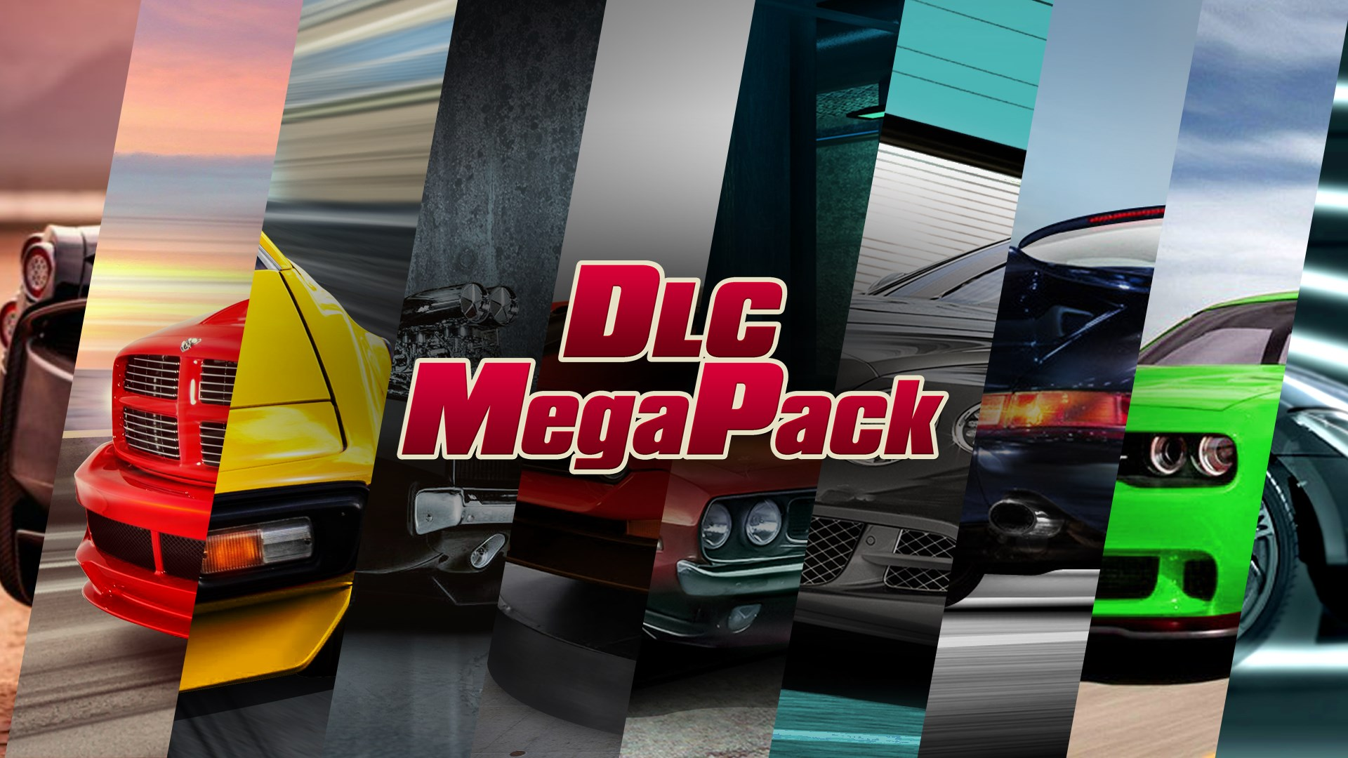 Car Mechanic Simulator - DLC MegaPack