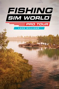Carátula del juego Fishing Sim World: Pro Tour - Lake Williams