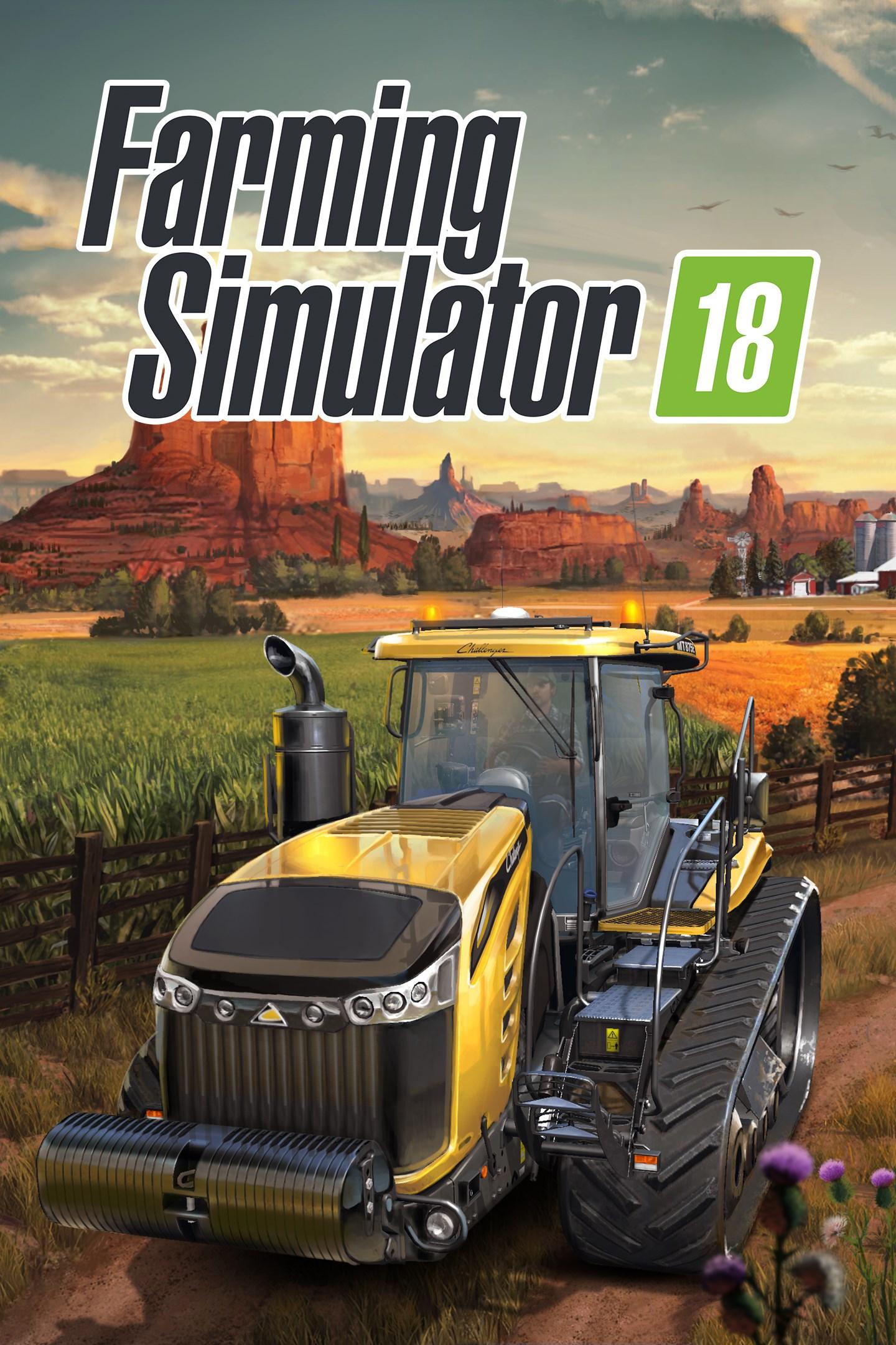 Buy Farming Simulator 18 - Microsoft Store