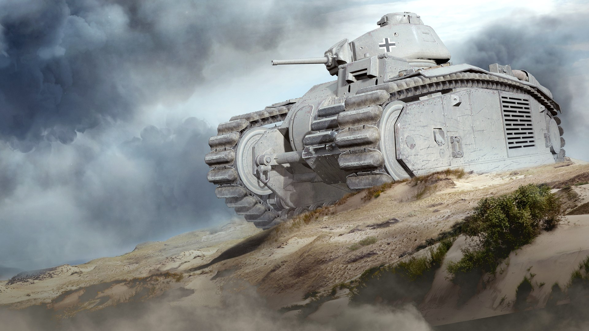 World of Tanks: Pz. B2