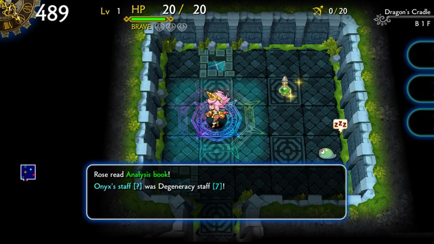 DragonFangZ - The Rose&Dungeon of Time Screenshot