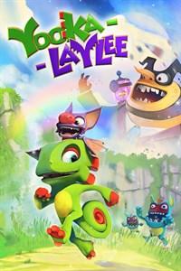 Carátula para el juego Yooka-Laylee de Xbox 360