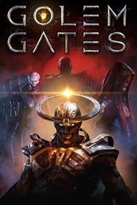 Carátula para el juego Golem Gates de Xbox 360