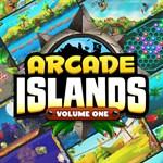 Arcade Islands: Volume One Logo