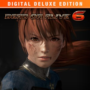 DEAD OR ALIVE 6 Digital Deluxe Edition Xbox One