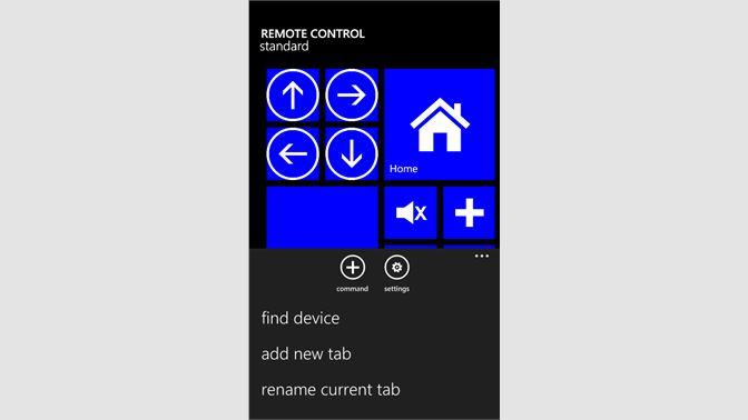 Get Remote Control for Sony Bravia - Microsoft Store