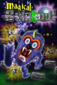 Carátula para el juego Magical Brickout de Xbox 360