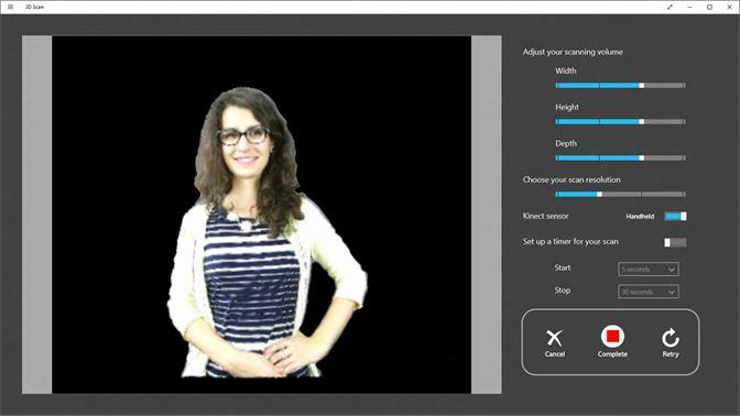 Get 3D Scan - Microsoft Store