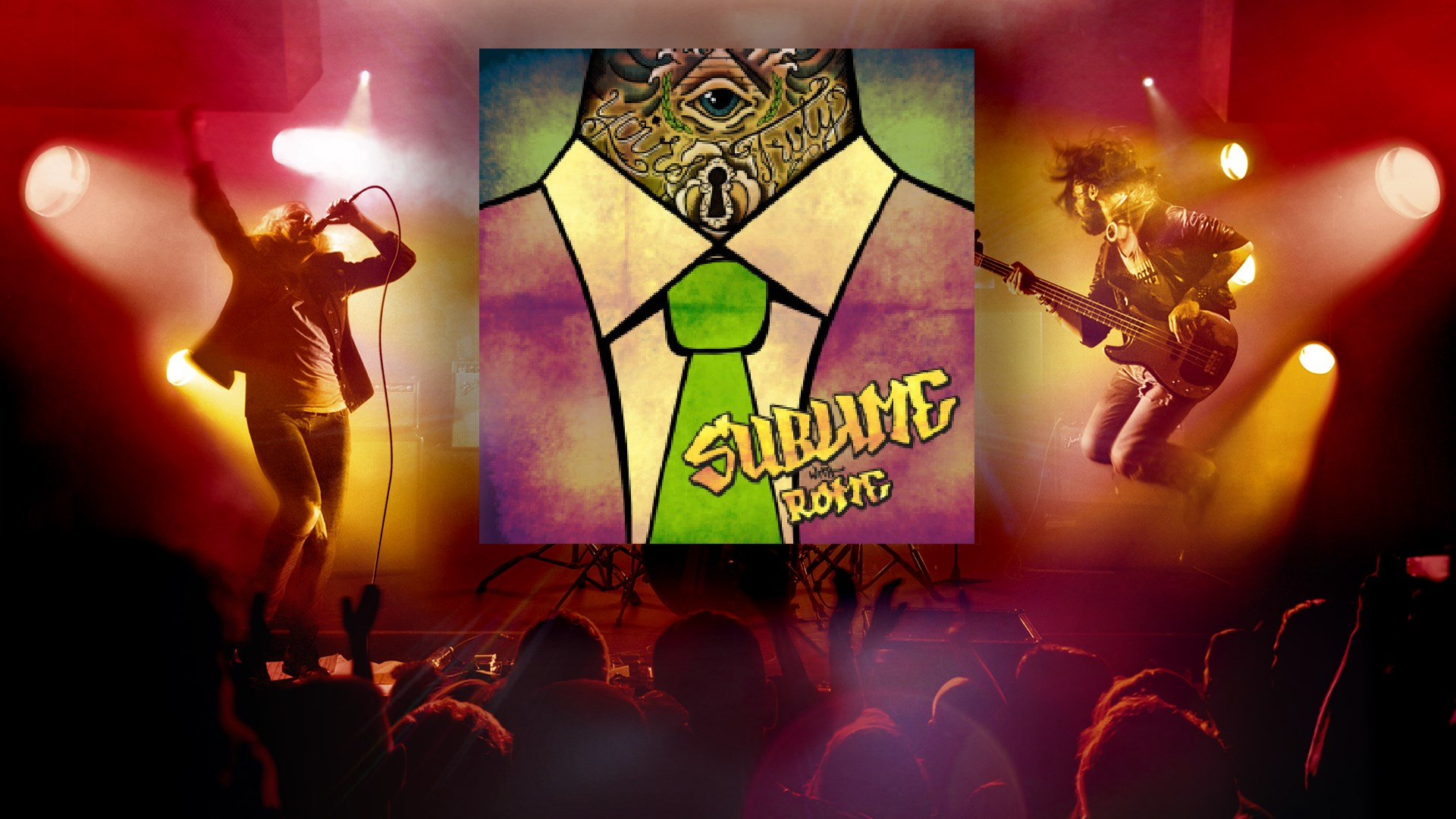 """""""Panic"""" - Sublime with Rome"""