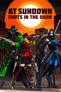 Carátula para el juego At Sundown: Shots in the Dark de Xbox 360