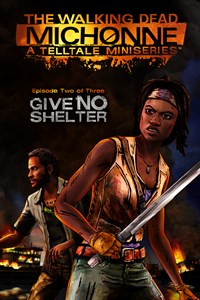Carátula del juego The Walking Dead: Michonne - Ep. 2, Give No Shelter