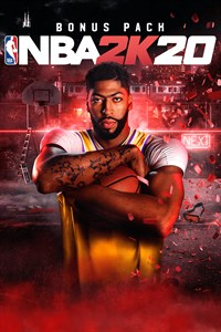 Bonus de précommande de NBA 2K20