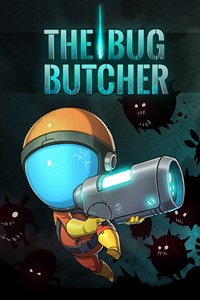 Carátula del juego The Bug Butcher