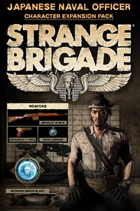 Strange Brigade - Japanese Naval Officer Character Expansion Pack